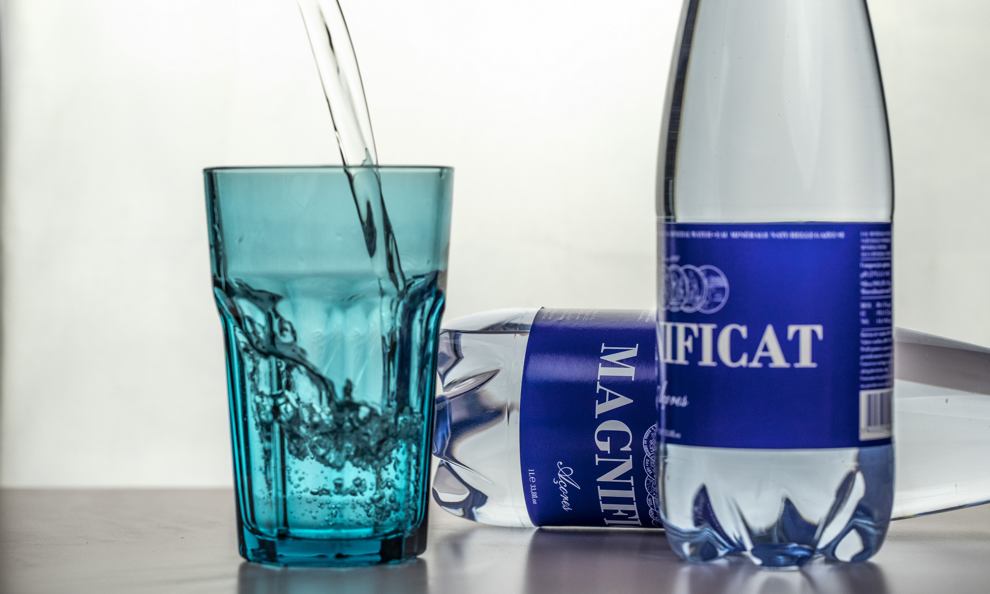 Magnificat Water
